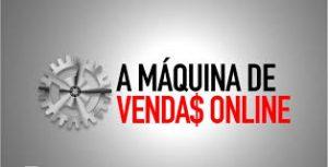 Cupom de Desconto A Máquina De Vendas Online