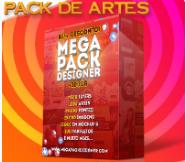 Cupom de desconto Mega Pack Designer