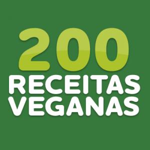 Cupom de desconto 200 Receitas Veganas