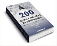 Cupom de Desconto E-book 200 Dicas de Português