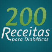 Cupom de Desconto 200 Receitas para Diabéticos