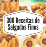 Cupom de Desconto 300 Salgados Finos