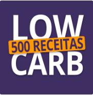 Cupom de desconto 500 Receitas Low Carb