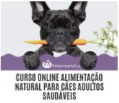 Cupom de Desconto Alimentação Natural para Cães