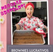 Cupom de desconto Brownies Lucrativos com Marrara Bortoloti