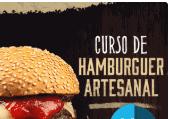Cupom de desconto Curso de Hambúrguer Artesanal