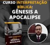Cupom de desconto Curso Interpretação Bíblica