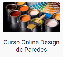 Cupom de Desconto Design de Paredes