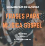 Cupom de Desconto 90 frases para músicas gospel