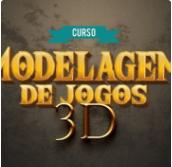 Cupom de desconto Curso Modelagem de Jogos 3D